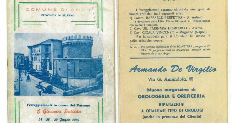 La Gioielleria De Virgilio ad Angri: Sessant'Anni di Storia